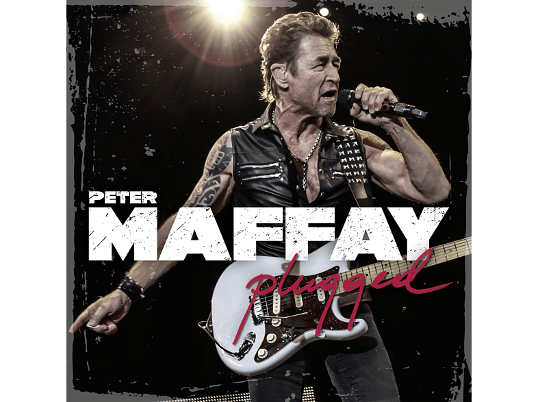 Peter Maffay - plugged - Die stärksten Rocksongs [CD]