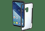 HAMA Frame , Backcover, Samsung, Galaxy A6 (2018), Polycarbonat / Thermoplastisches Polyurethan, Grau