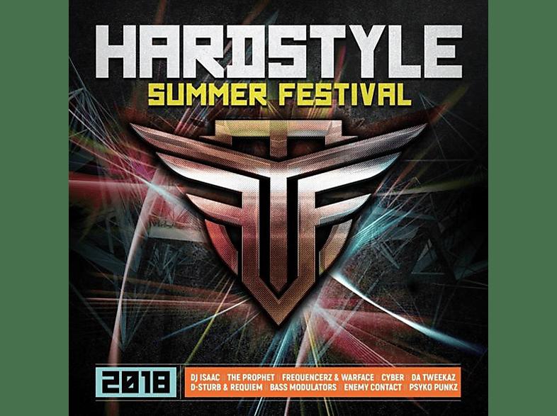 VARIOUS - Hardstyle Summer Festival 2018 [CD]