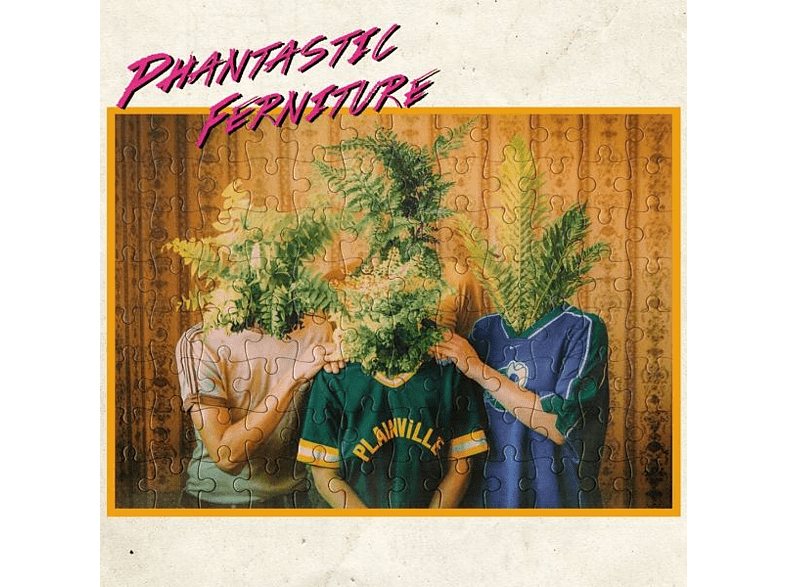 Phantastic Ferniture - Phantastic Ferniture [LP + Download]