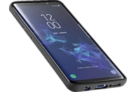CELLULAR LINE SENSATION , Backcover, Samsung, Galaxy S9, Silikon, Schwarz
