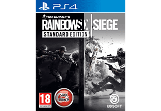 UBISOFT Tom Clancy's Rainbow Six Siege Türkçe PS4 Oyun