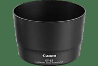 CANON ET 63 Gegenlichtblende, Schwarz
