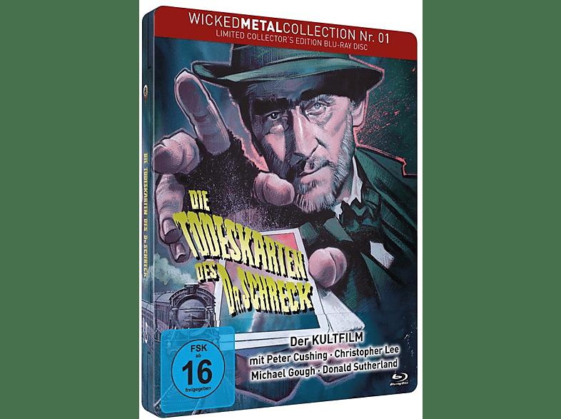 Die Todeskarten des Dr. Schreck [Blu-ray]