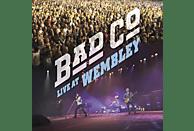 Bad Company - Live At Wembley (Limited Vinyl Edition) [LP + Bonus-CD]