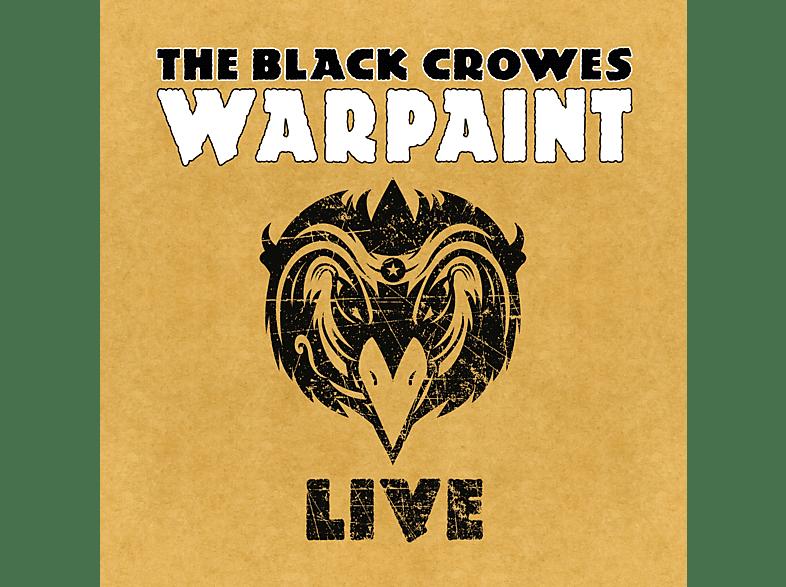 The Black Crowes - Warpaint Live (Limited Vinyl Edition) [LP + Bonus-CD]