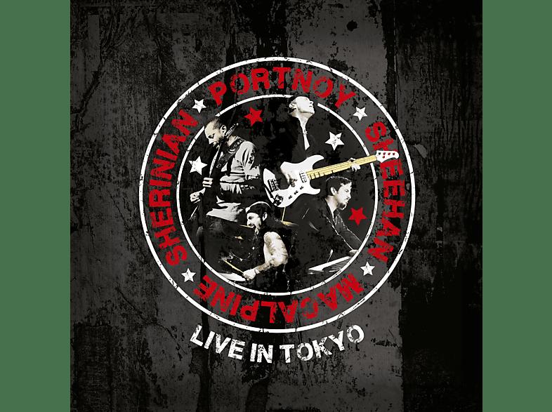 Portnoy/Sheehan/MacAlpine/Sherinian - Live in Tokyo (Limited Vinyl Edition) [LP + Bonus-CD]