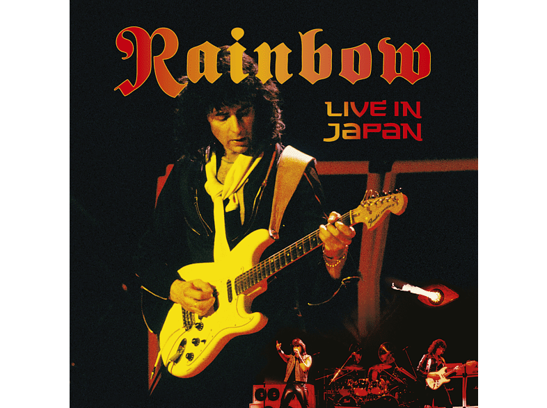 Rainbow - Live at Budokan (Japan 1984 Limited Vinyl Edition) [LP + Bonus-CD]