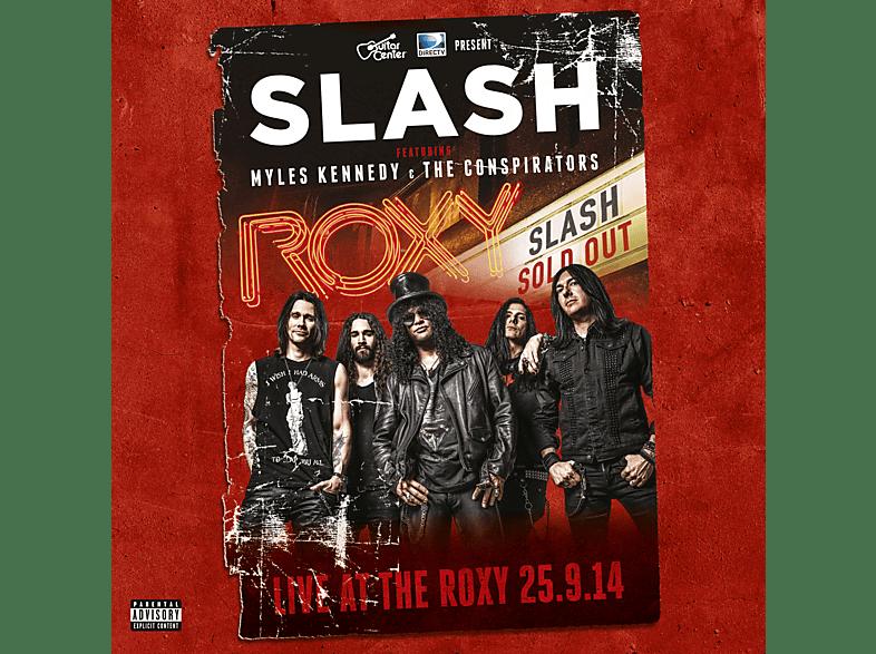 Slash - Live at the Roxy (Limited Vinyl Edition) [LP + Bonus-CD]