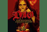 Dio - Live in London Hammersmith (Limited Vinyl Edition) [LP + Bonus-CD]