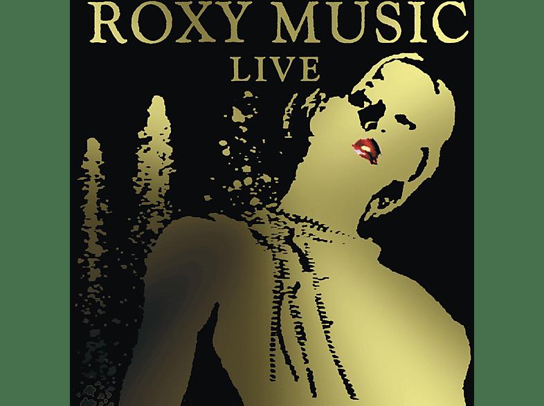 Roxy Music - Live (Limited Vinyl Edition) [LP + Bonus-CD]