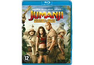Jumanji: Welcome To The Jungle - Blu-ray