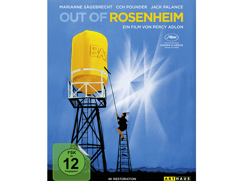 OUT OF ROSENHEIM (SPECIAL EDITION) [Blu-ray]