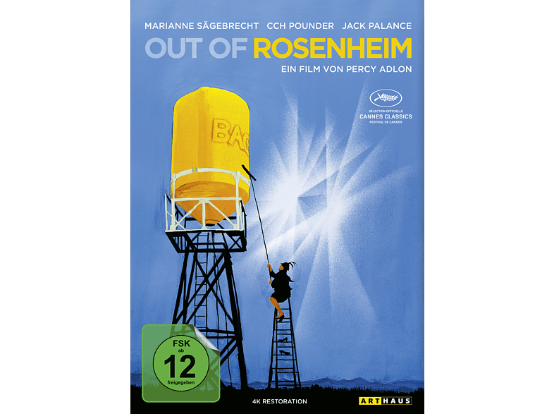OUT OF ROSENHEIM SPECIAL EDITION) [DVD]