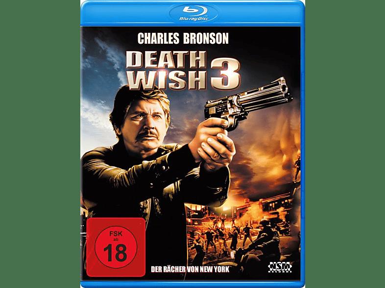 Death Wish 3 - Der Rächer von New York [Blu-ray]