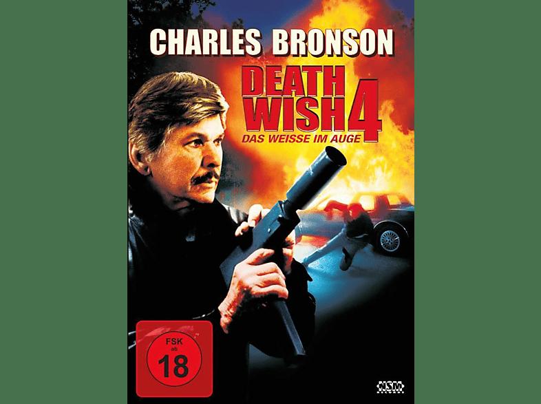 Death Wish 4 - Das Weiße im Auge [DVD]