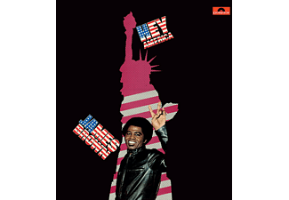 James Brown - Hey America (Remastered) (CD)