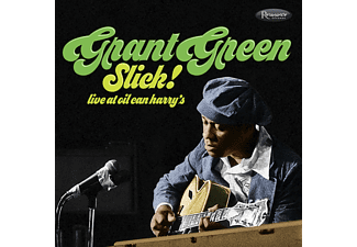 Grant Green - Slick! (CD)