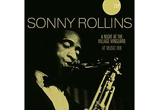 Sonny Rollins - A Night At the Village Vanguard/At the Music Inn (Vinyl LP (nagylemez))