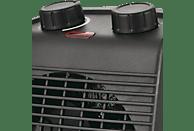 EMERIO FH-108013.2 Comfort Heizlüfter Schwarz (2000 Watt)