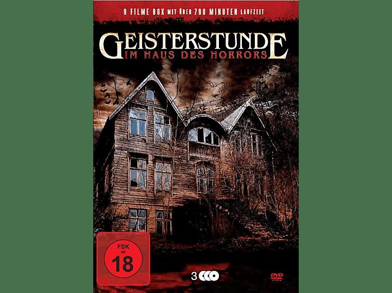 Geisterstunde im Haus des Horrors [DVD]