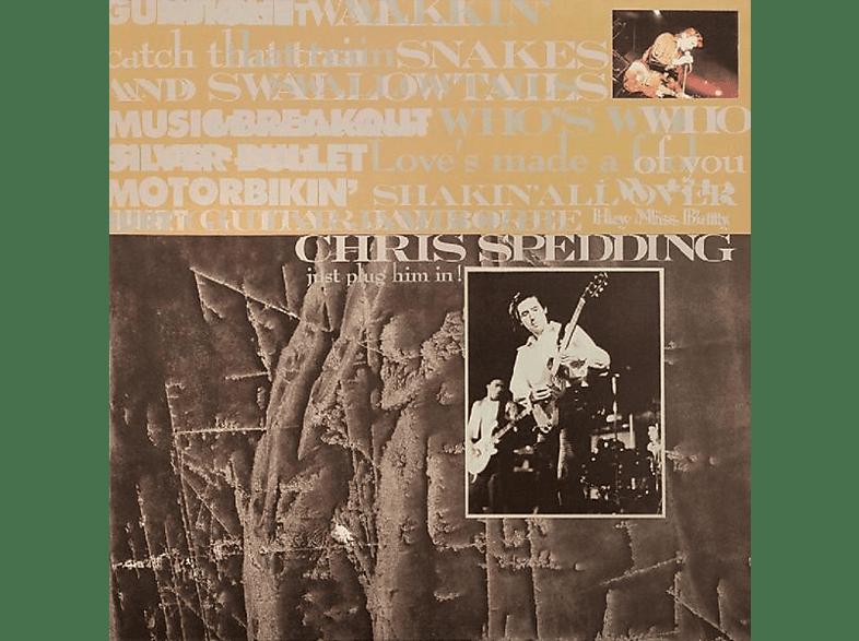 Spedding Chris - Just Plug Him In [CD]