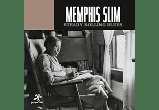 Memphis Slim - Steady Rolling Blues  - (CD)