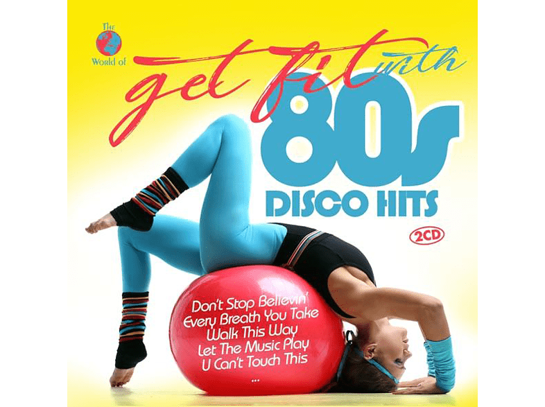 VARIOUS - Fit mit Disco Hits der 80er [CD]