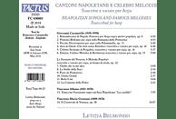 Letizia Belmondo - Canzoni napoletane e celebri melodie [CD]