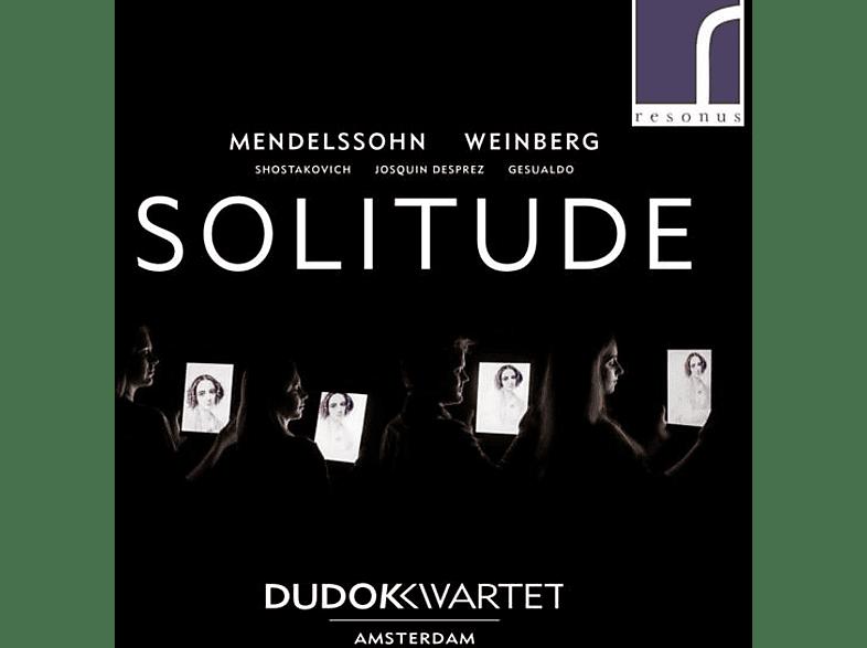 Dudok Quartet Amsterdam - Solitude [CD]