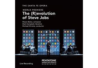 Santa Fe Opera - The (R)evolution of Steve Jobs - (SACD Hybrid)
