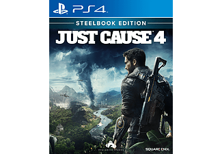 Just Cause 4 (Steelbook Edition) | PlayStation 4
