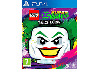 LEGO DC Super Villains Deluxe Edition PlayStation 4