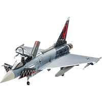 REVELL Model Set Eurofighter Typhoon Spielwaren, Mehrfarbig