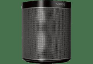 sonos play 1 multiroom speaker in schwarz kaufen saturn. Black Bedroom Furniture Sets. Home Design Ideas