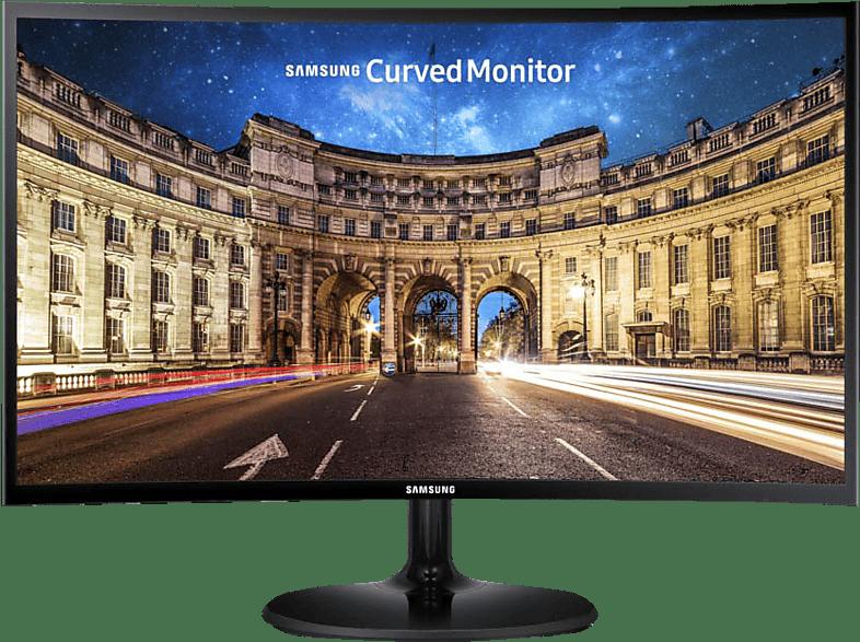 SAMSUNG C27F390FHU LED Curved 27 Zoll Full-HD Monitor (4 ms Reaktionszeit, FreeSync, 60 Hz)