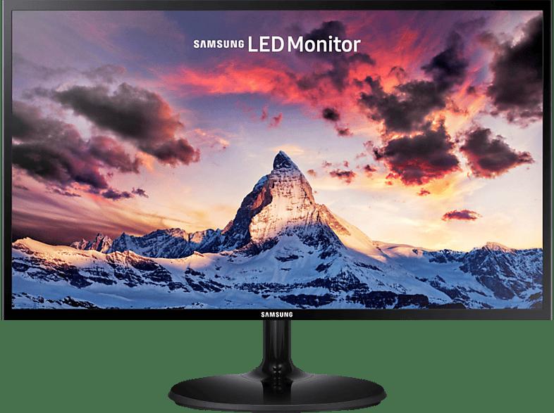 SAMSUNG LS24F350FHUXEN 23.5 Zoll Full-HD Monitor (4 ms Reaktionszeit, FreeSync, 60 Hz)