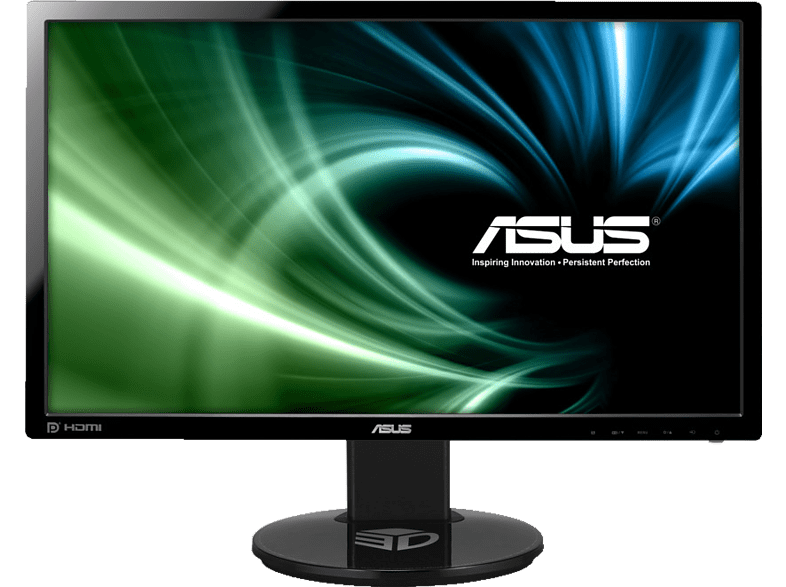 ASUS VG248QE 24 Zoll Full-HD Gaming Monitor 1 ms Reaktionszeit, 144 Hz