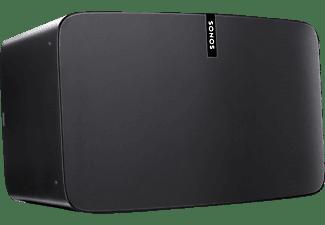 SONOS PLAY:5 Multiroom Speaker App-steuerbar, W-LAN Schnittstelle, Schwarz