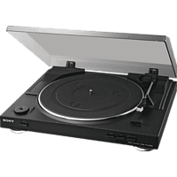 SONY PS-LX300USB Plattenspieler (Schwarz)