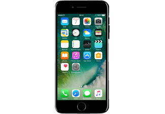 APPLE iPhone 7 128 GB Diamantschwarz
