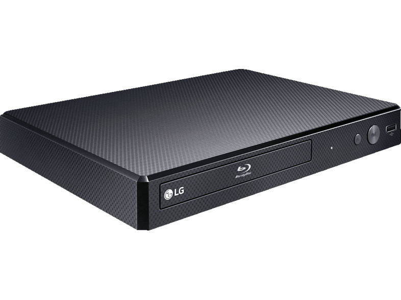 LG BP250 Blu-ray Player (Schwarz)