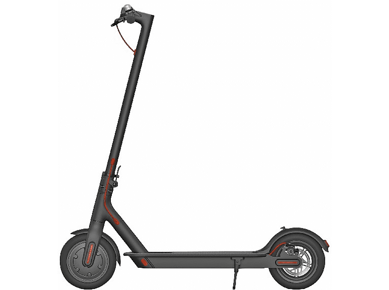 Patinete Eléctrico Xiaomi Mi Electric Scooter M365 25 Km H Autonomía 30 Km Plegable Negro