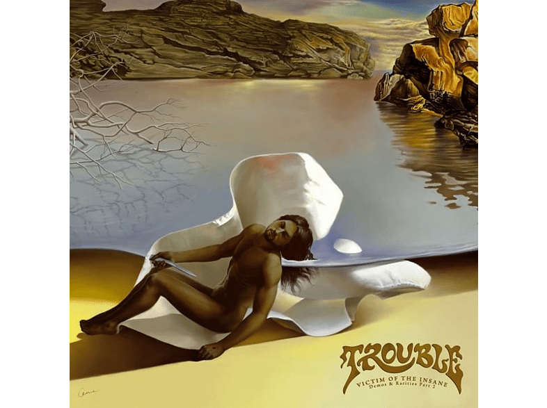 Trouble - Victim Of The Insane-Demos & Rarities Part 2 [Vinyl]