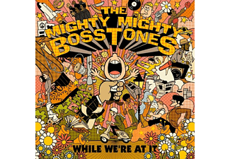 The Mighty Mighty Bosstones - While We're At It - (CD)