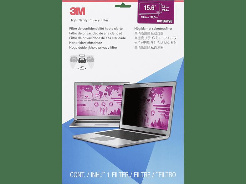 3M HC156W9B, Blickschutzfolie