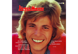 Jürgen Marcus - Jürgen Marcus  - (Vinyl)