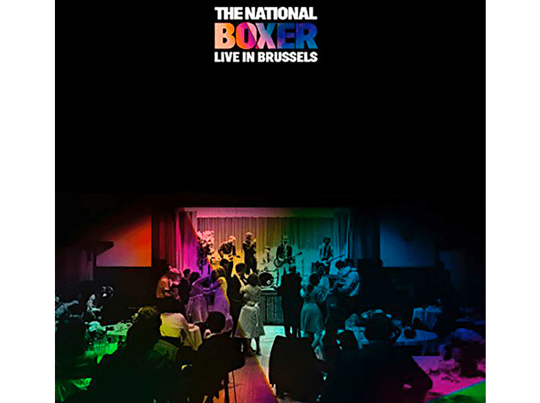 The National - Boxer Live In Brussels [CD]