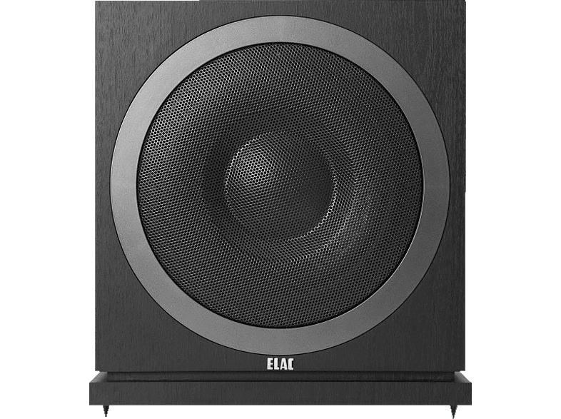 ELAC Debut SUB 3010 Subwoofer (Schwarz)