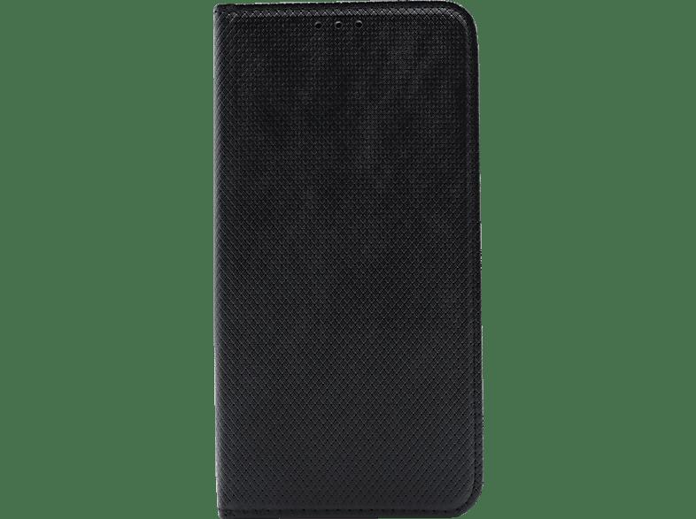 AGM 27173 Magnet Bookcover Nokia 7 Plus Obermaterial Kunststoff Schwarz